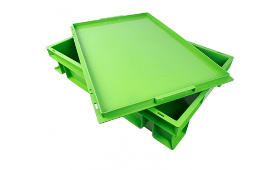 detectable-stackable-storage-tray-with-lid