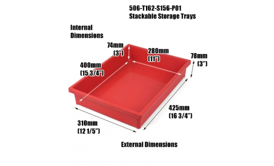 stackable-storage-tray-red