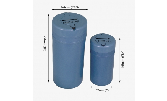 both tubs - Blue DIMENSIONS-small