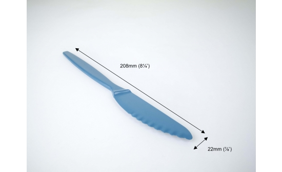 knife measurements