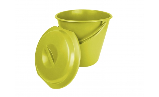 economy bucket lid off yellow