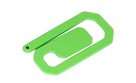 detectable-paper-clips-green