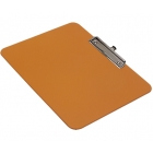 detectable-a4-landscape-clipboard-with-economy-chrome-clip-orange