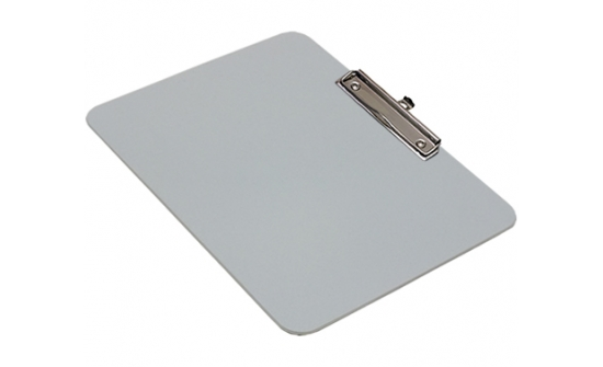 detectable-a4-landscape-clipboard-with-economy-chrome-clip-white