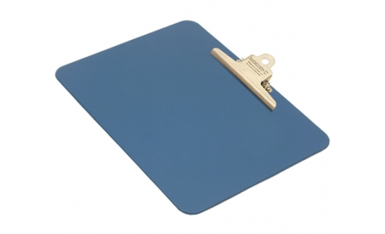 detectable-a4-landscape-clipboard-with-stainless-steel-clip-blue