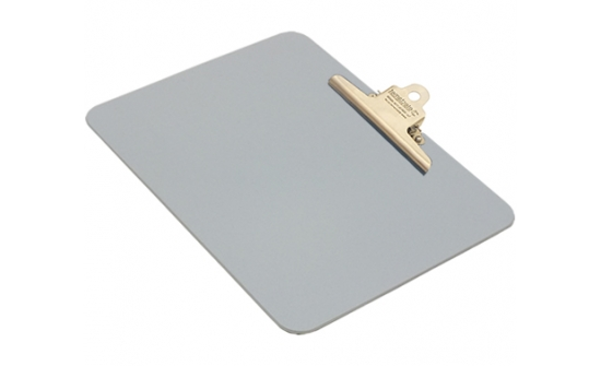 detectable-a4-landscape-clipboard-with-stainless-steel-clip-white