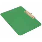 detectable-a4-landscape-clipboard-with-stainless-steel-economy-clip-green