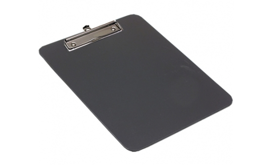 detectable-a4-portrait-clipboard-with-economy-chrome-clip-black