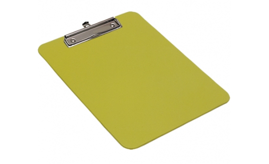 detectable-a4-portrait-clipboard-with-economy-chrome-clip-yellow