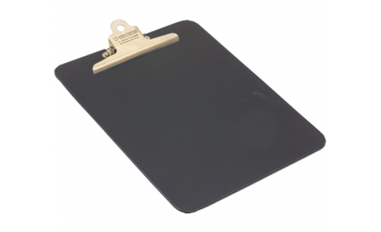 detectable-a4-portrait-clipboard-with-stainless-steel-clip-black