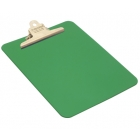 detectable-a4-portrait-clipboard-with-stainless-steel-clip-green