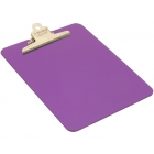 detectable-a4-portrait-clipboard-with-stainless-steel-clip-purple