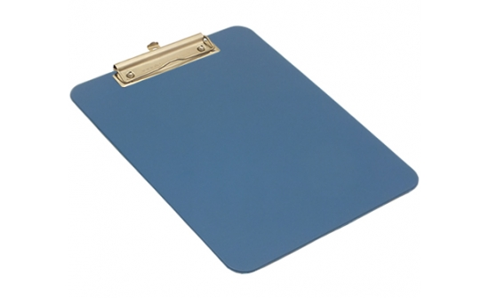 detectable-a4-portrait-clipboard-with-stainless-steel-economy-clip-blue