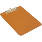 detectable-a4-portrait-clipboard-with-stainless-steel-economy-clip-orange