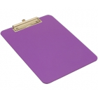 detectable-a4-portrait-clipboard-with-stainless-steel-economy-clip-purple
