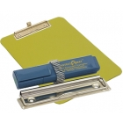 detectable-a4-portrait-clipboard-with-zinc-plated-clip-pen-holder-yellow