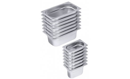 GN containers 7000 range - stackable