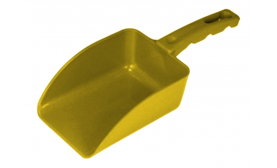 detectable-plastic-scoop-mini-yellow