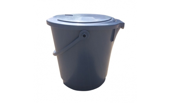 Bucket 9 and 15L with lid