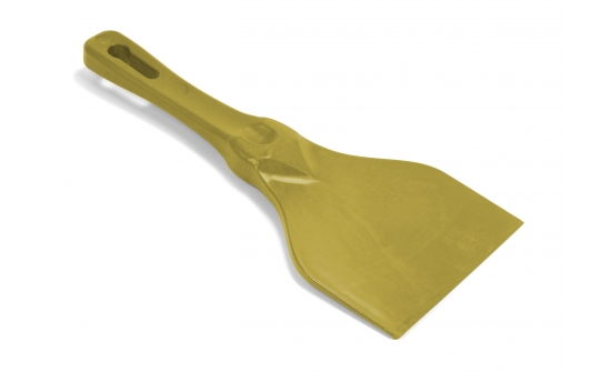 hand-scraper-large-yellow